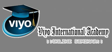 Viyo International Academy - Online seminar