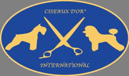 logo ciseaux d'or International