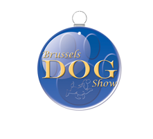 logo Brussels Dog Show.