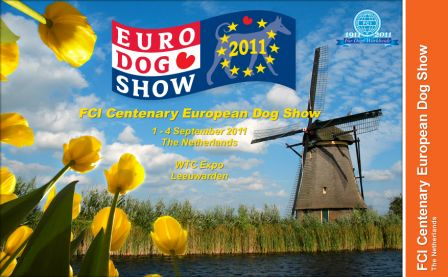 FCI Centenary European Dog Show