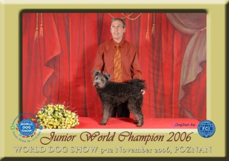 Junior World Champion 2006