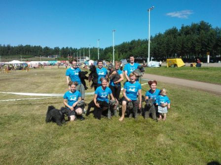 Agility Napos Kennel Team 2013