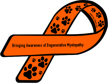 Faire prendre conscience de la myélopathie dégénérative - Bringing Awareness of Degenerative Myelopathy