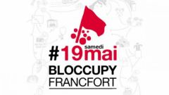 Bloccupy Francfort.